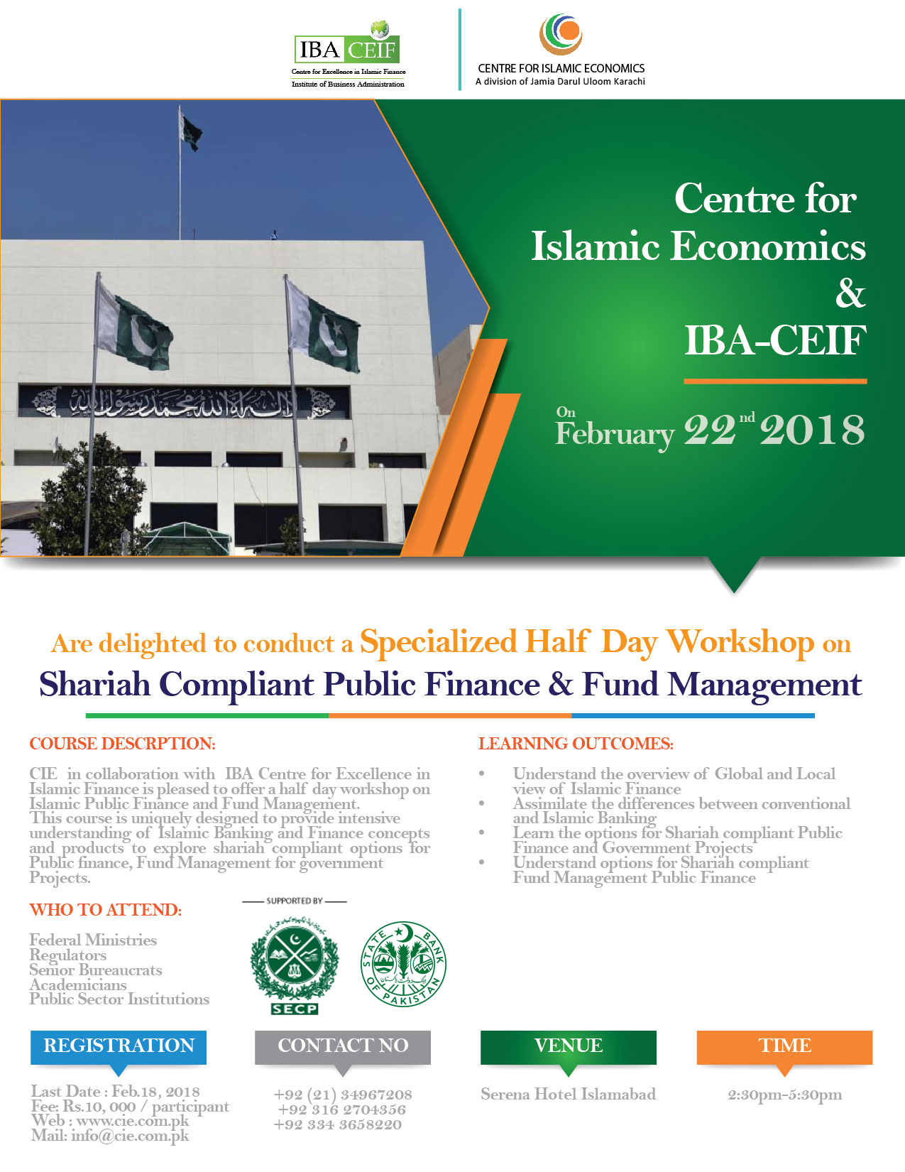 Shariah Compliant Public Finance & Fund Management