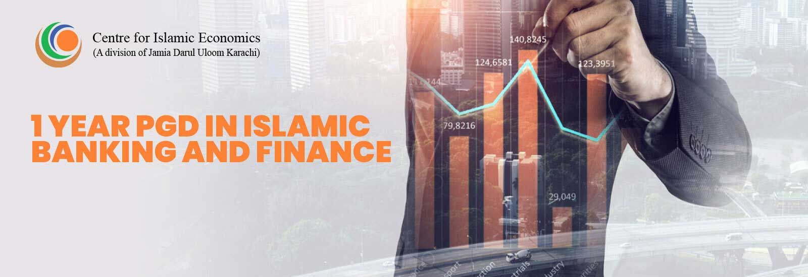 1 year PGD in Islamic Banking and Finance